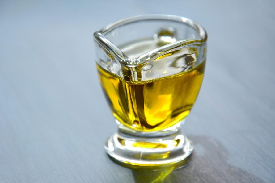 Olio d'oliva benefici
